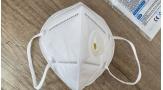 Ventilový respirátor FFP2